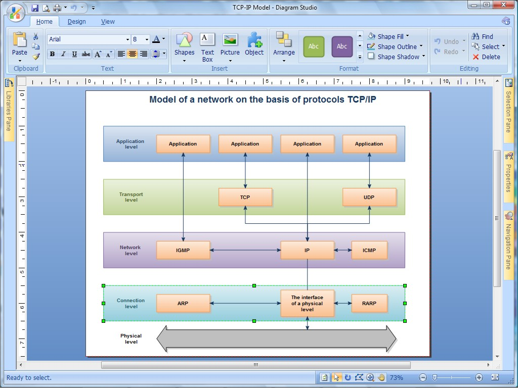 DiagramStudio 5.3 screenshot